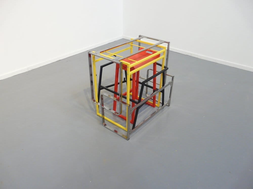 Paul Merrick, Untitled (Nest), 2010