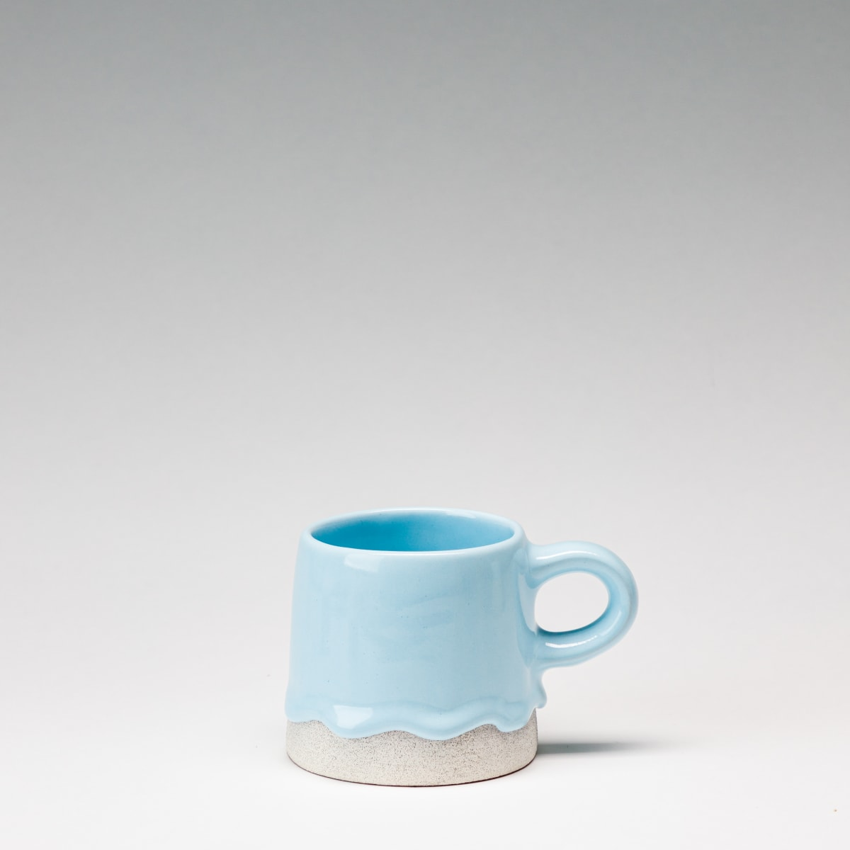 Brian Giniewski, Mug, Tapered (Powder / Ash)