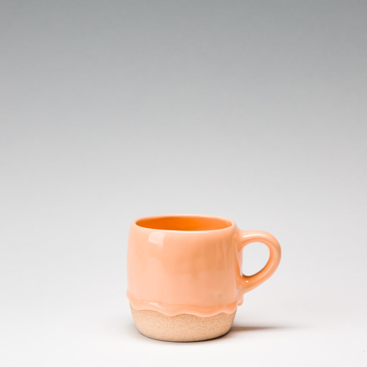 Brian Giniewski, Belly Mug (Creamsicle / Toast)