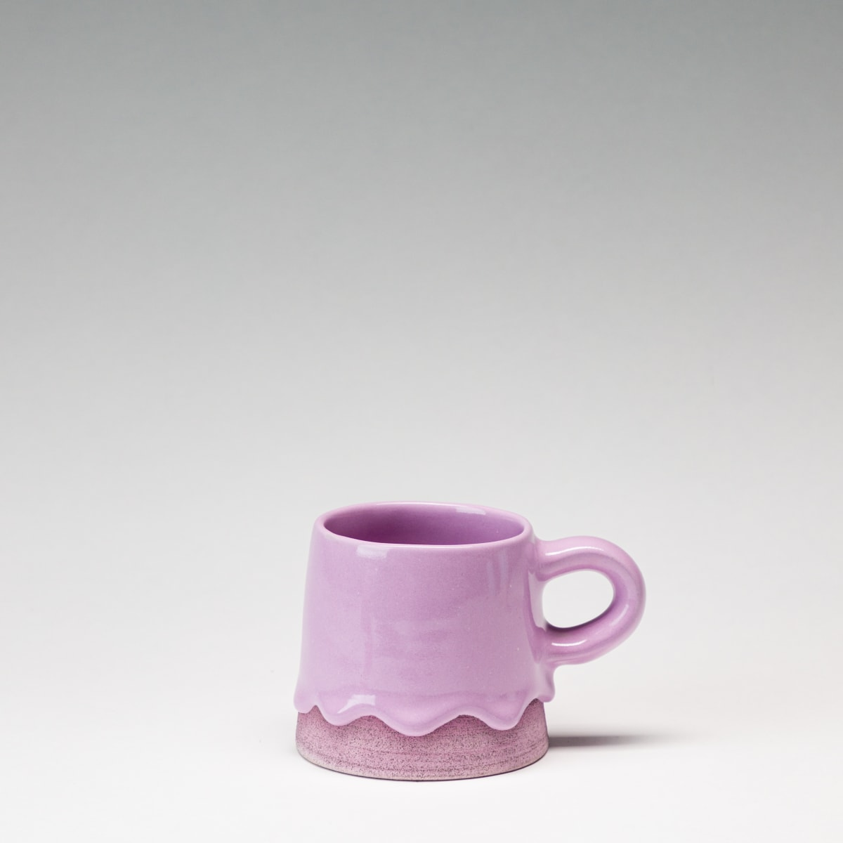 Brian Giniewski, Mug, Tapered (Lavender / Grape)