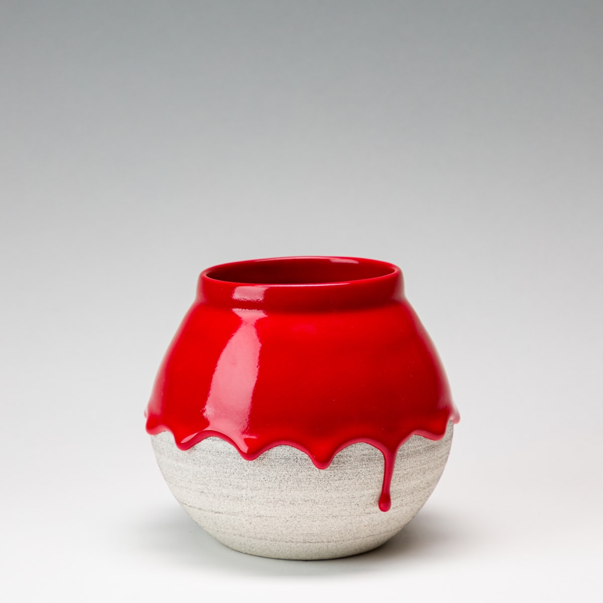 Brian Giniewski, Belly Pot (Cherry / Ash)