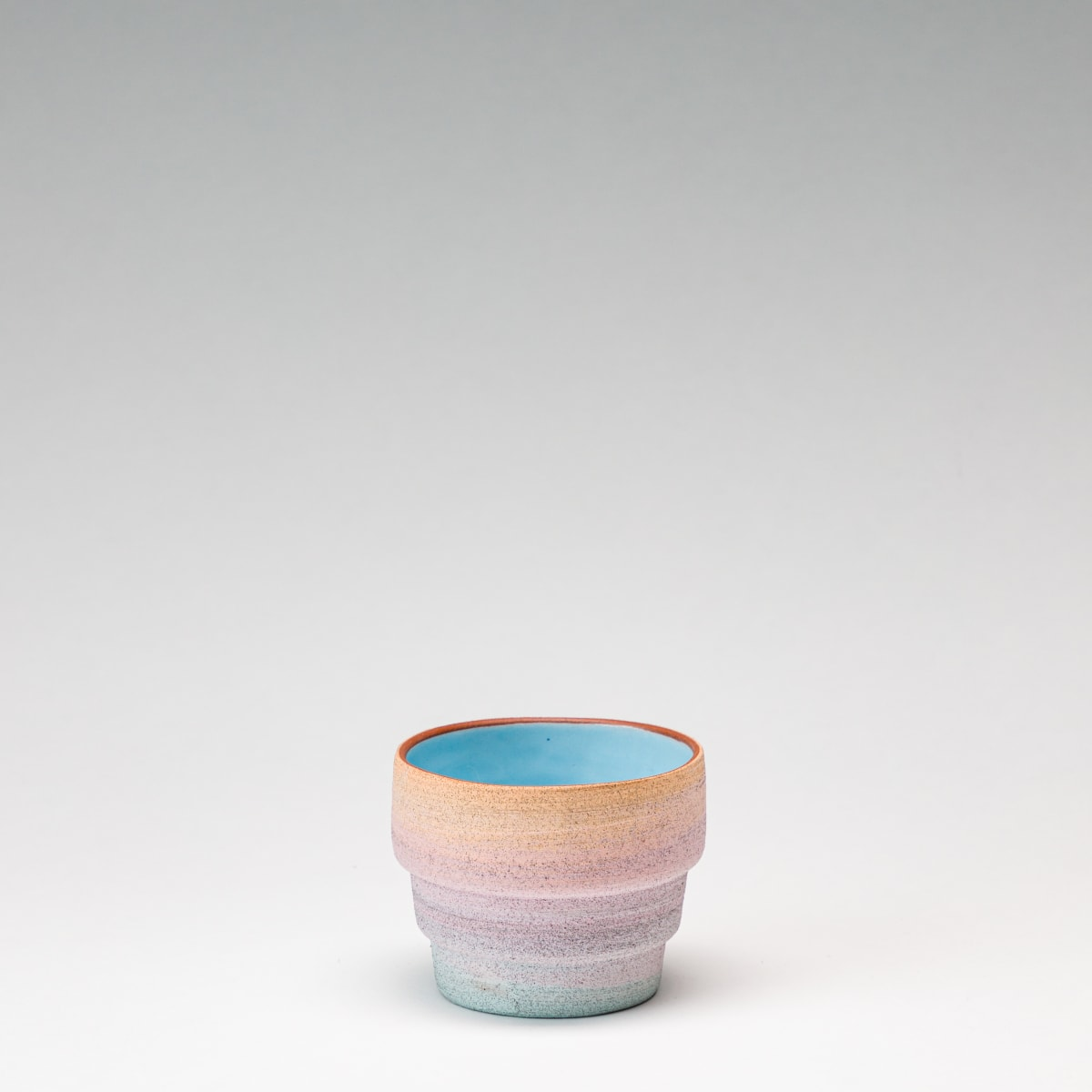 Brian Giniewski, Ombre Mini Step Planter (Powder / Ombre)