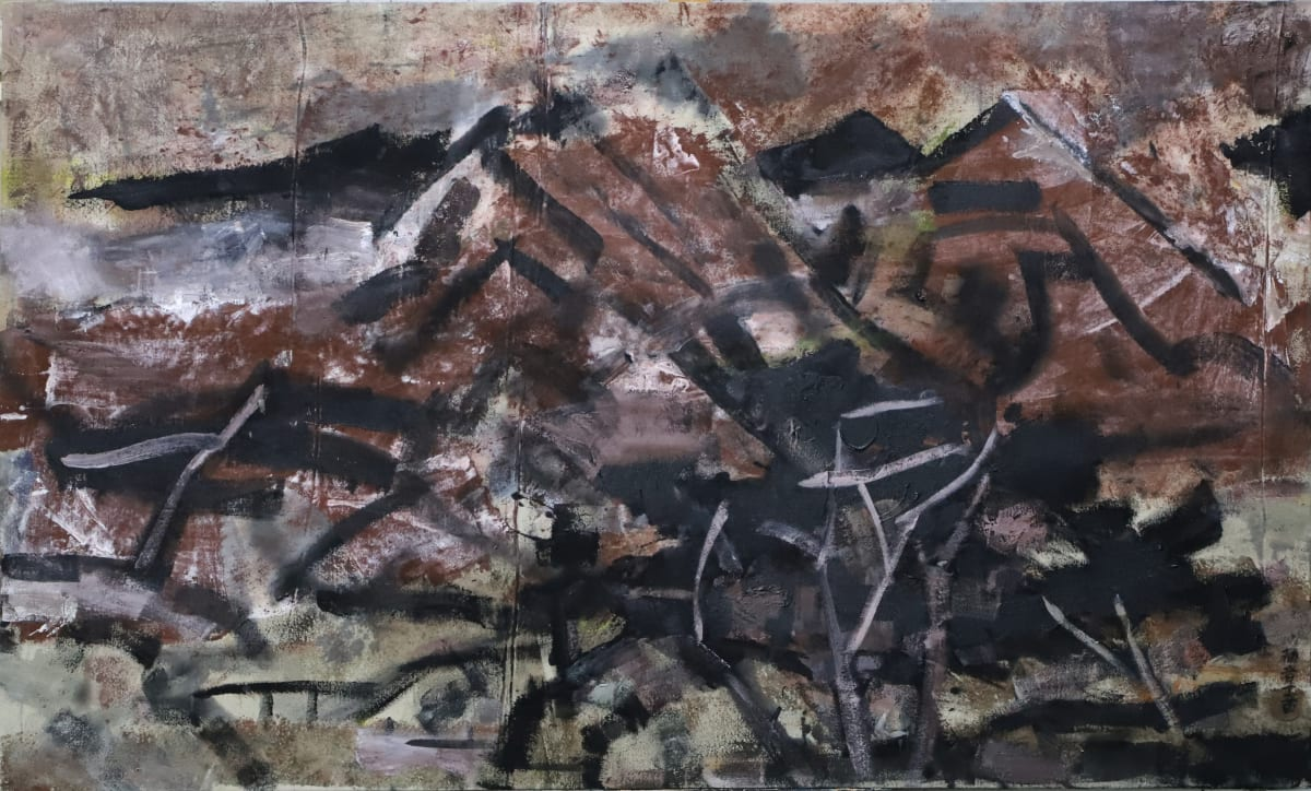 Wang Jieyin 王劼音, Mountain and Forest, 2017