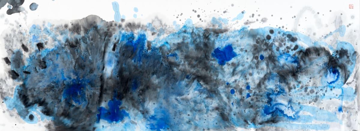 Chloe Ho 何鳳蓮, Blue Wave 藍色的浪, 2014