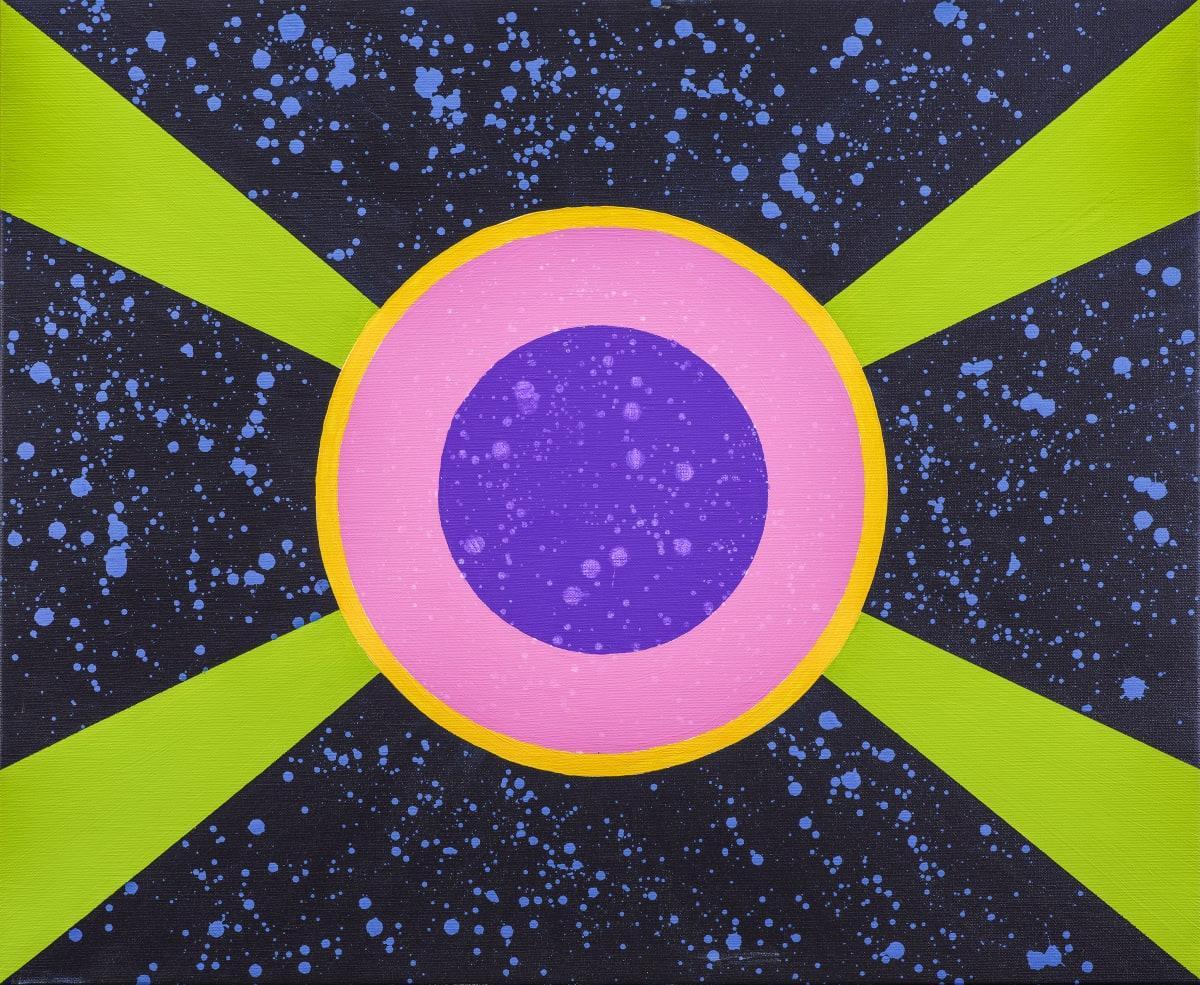 Hsiao Chin 蕭勤, Radiation (La proiezione) 放射, 1965