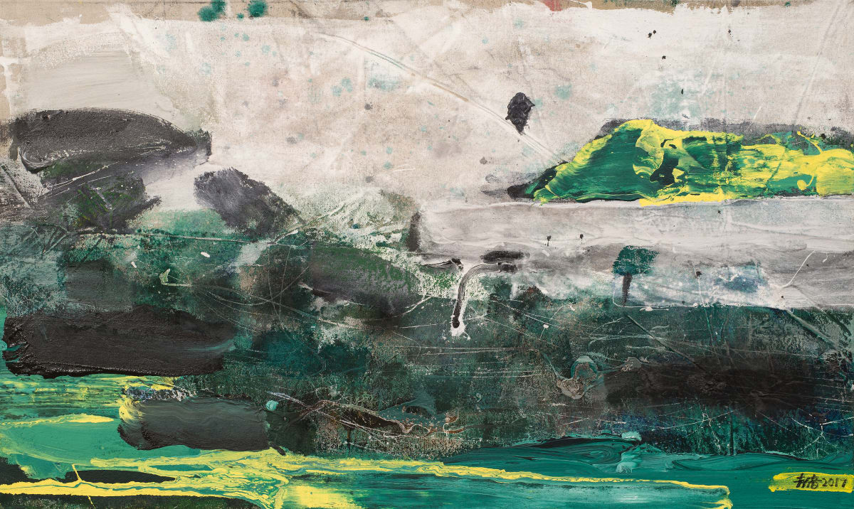 Wang Jieyin 王劼音, Time on the Green Island 綠島時光, 2017