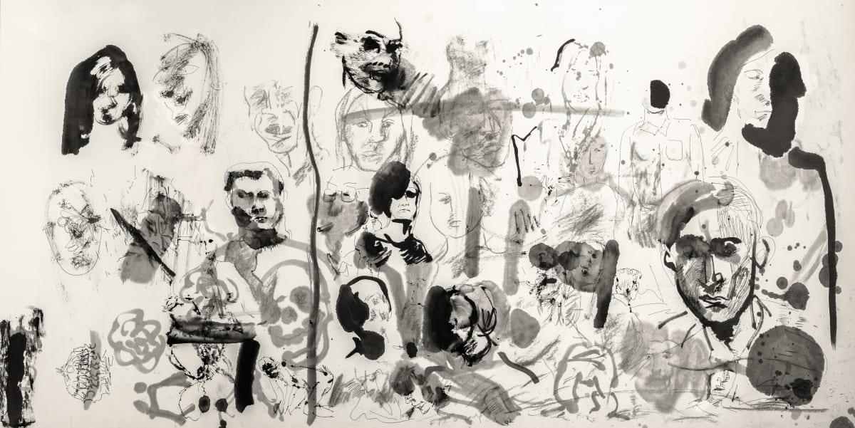 Chloe Ho 何鳳蓮, Sea of Faces, 2013