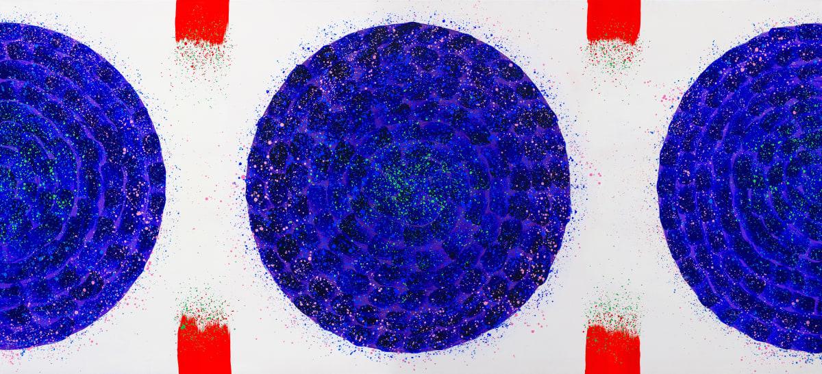 Hsiao Chin 蕭勤, Power of the New Universe (Il potere dell' Universo Nuovo) 新宇宙之能, 1997