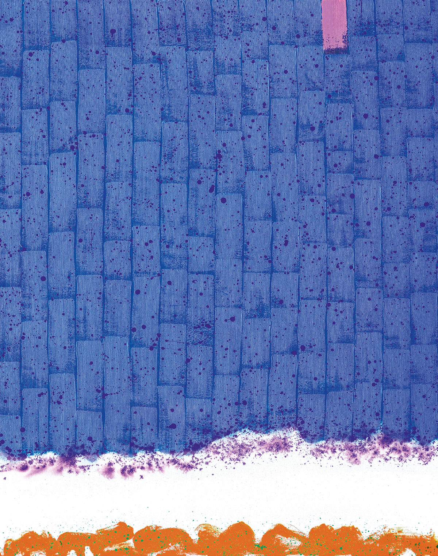 Hsiao Chin 蕭勤, Samantha nel giardino eterno-1 在永久花園的莎芒妲-1, 1999