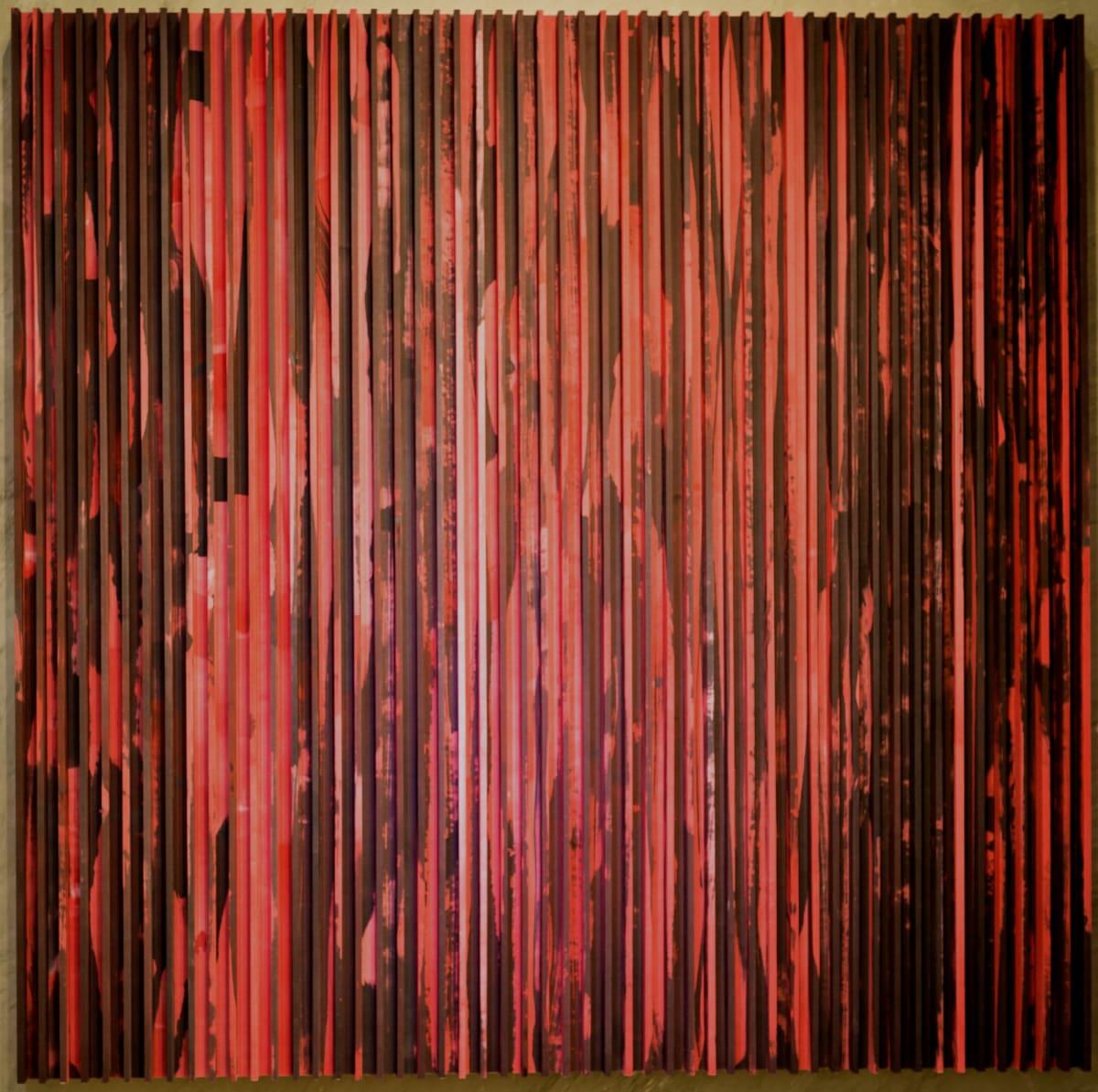 Yu Yang 于洋, Useless Brush & Ink - Red and Black 筆墨無用 - 紅與黑, 2015