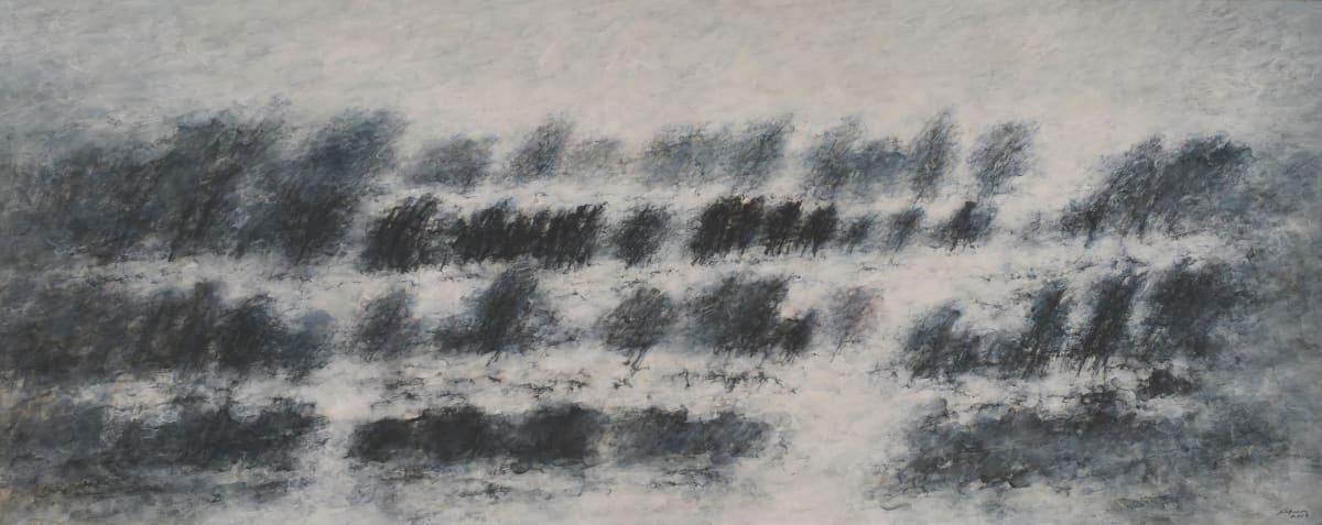 Liu Guofu 劉國夫, Open Space No. 9, 2013