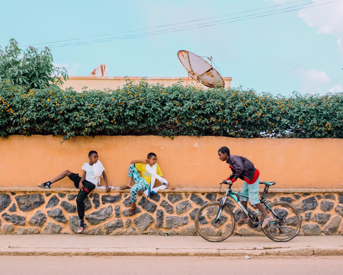 Girma Berta, Asmara I, 2018