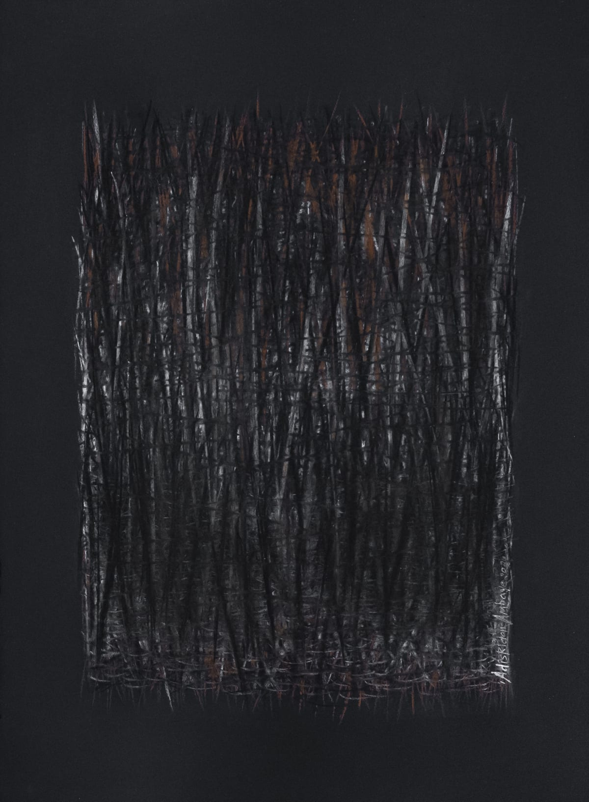 Adiskidan Ambaye, Untitled I, 2020