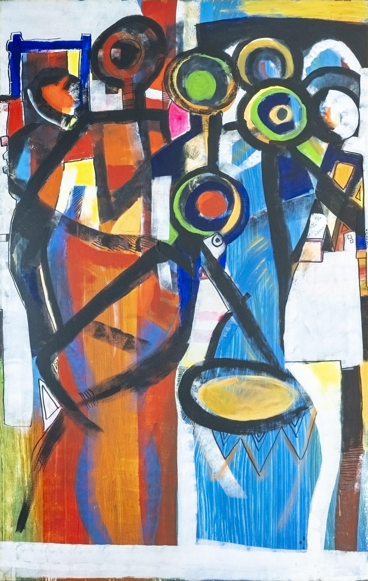 Lulseged Retta, Rhythm, 2019