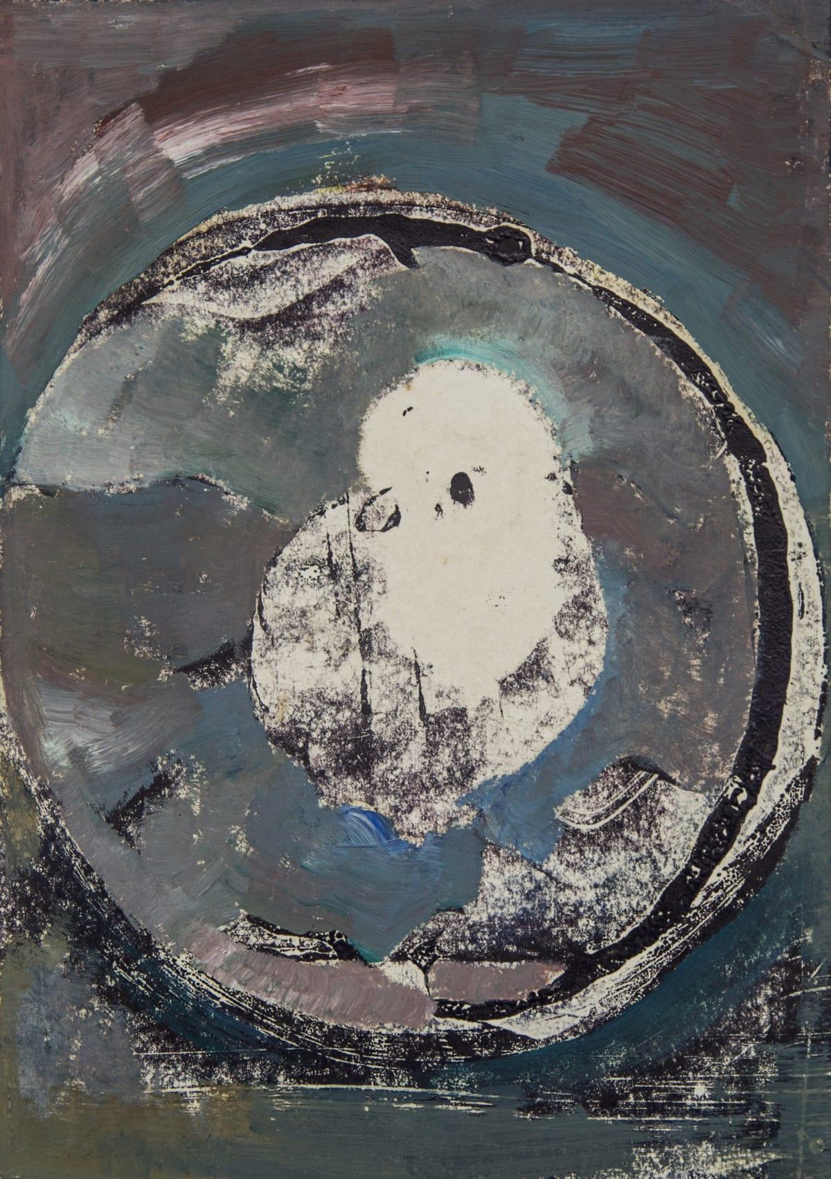 Mulugeta Kassa, Untitled I, 2012