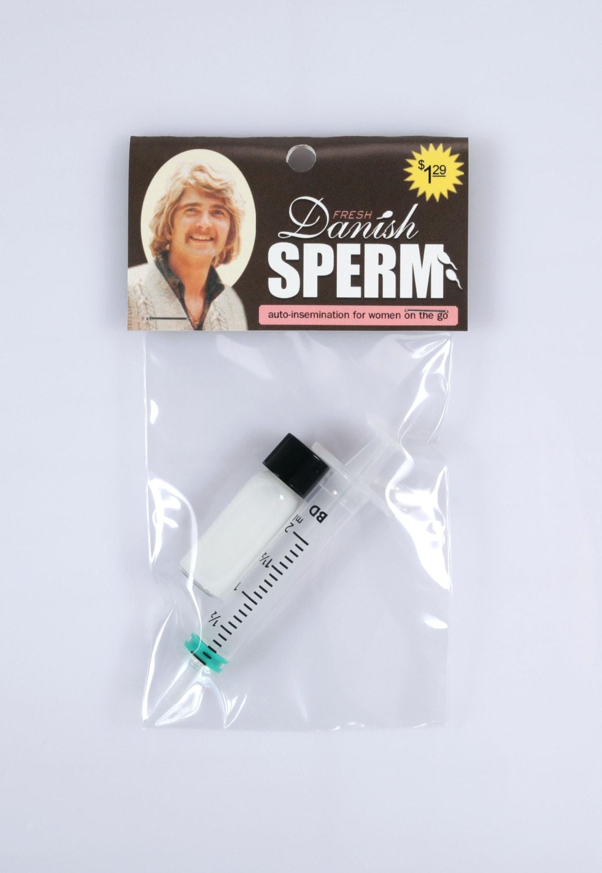 Danish sperm, 2003