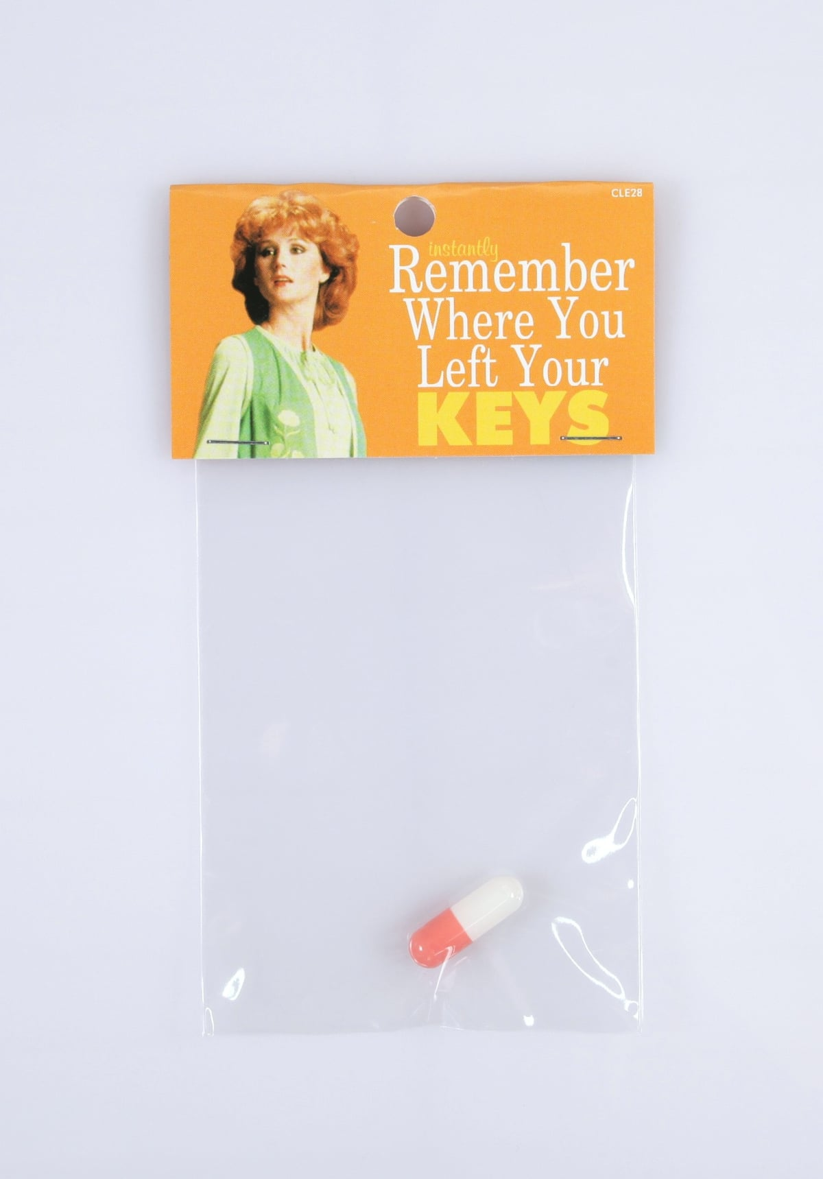 Remember where you left your keys