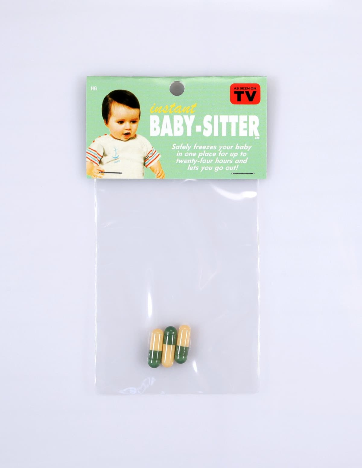Instant baby-sitter, 2004