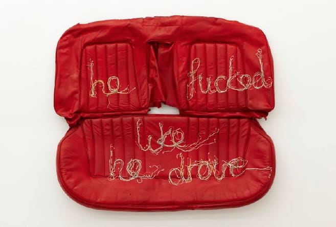 Frances GOODMAN, He Fucked Like He Drove, 2012