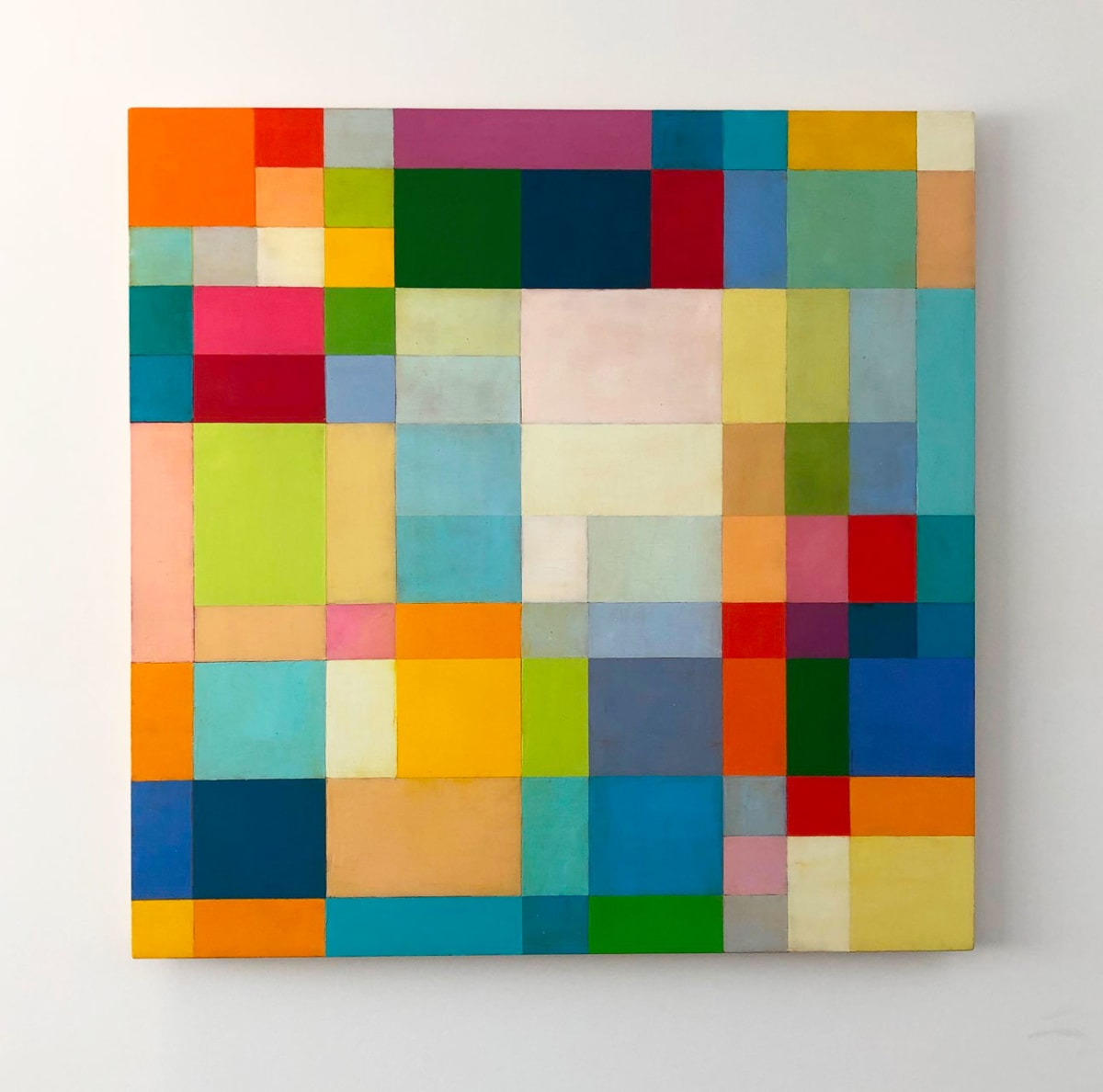 Georges MEURANT, Untitled, 2010