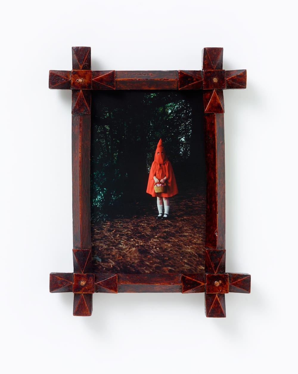 Nancy FOUTS, Red Riding Hood, 2011