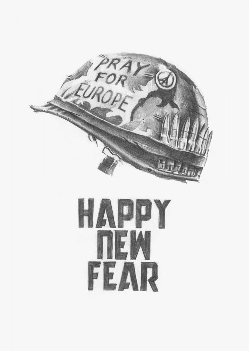 Filip MARKIEWICZ, Happy New Fear, 2016