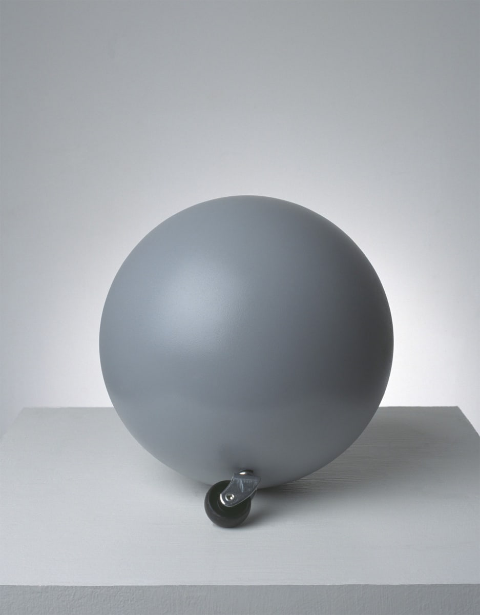 Tom DALE, Ball with Wheel, 2005