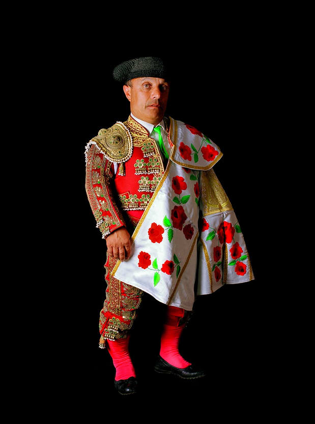 """Carlos AIRES, Untitled (serie Happily Ever After) """"Bullfighter #1"""", 2005"""