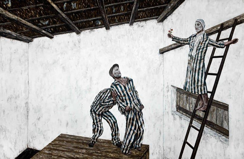 Ronald OPHUIS, Teatro la tregua. Poland July 1945, 2016
