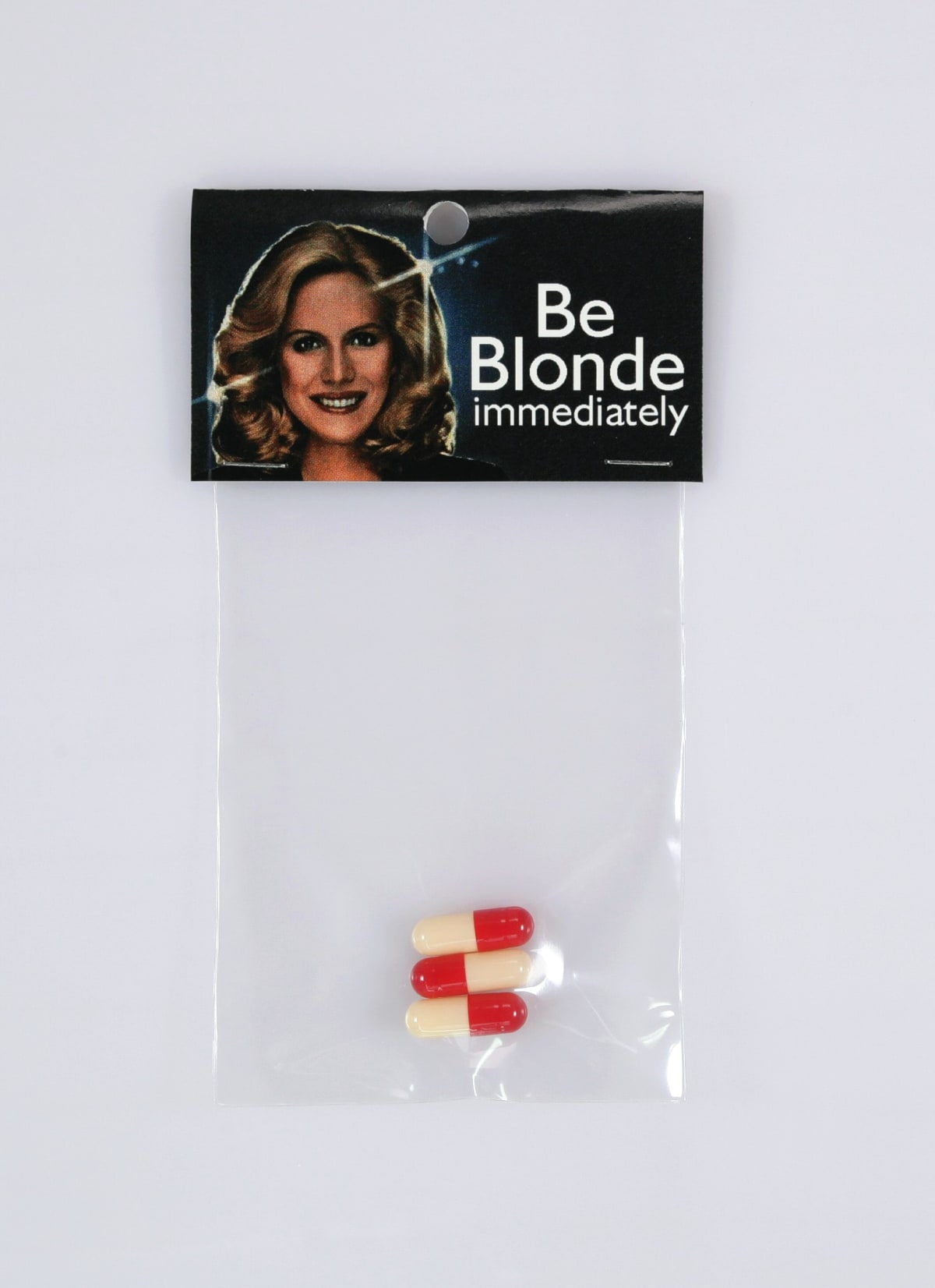 Be blonde, 1998
