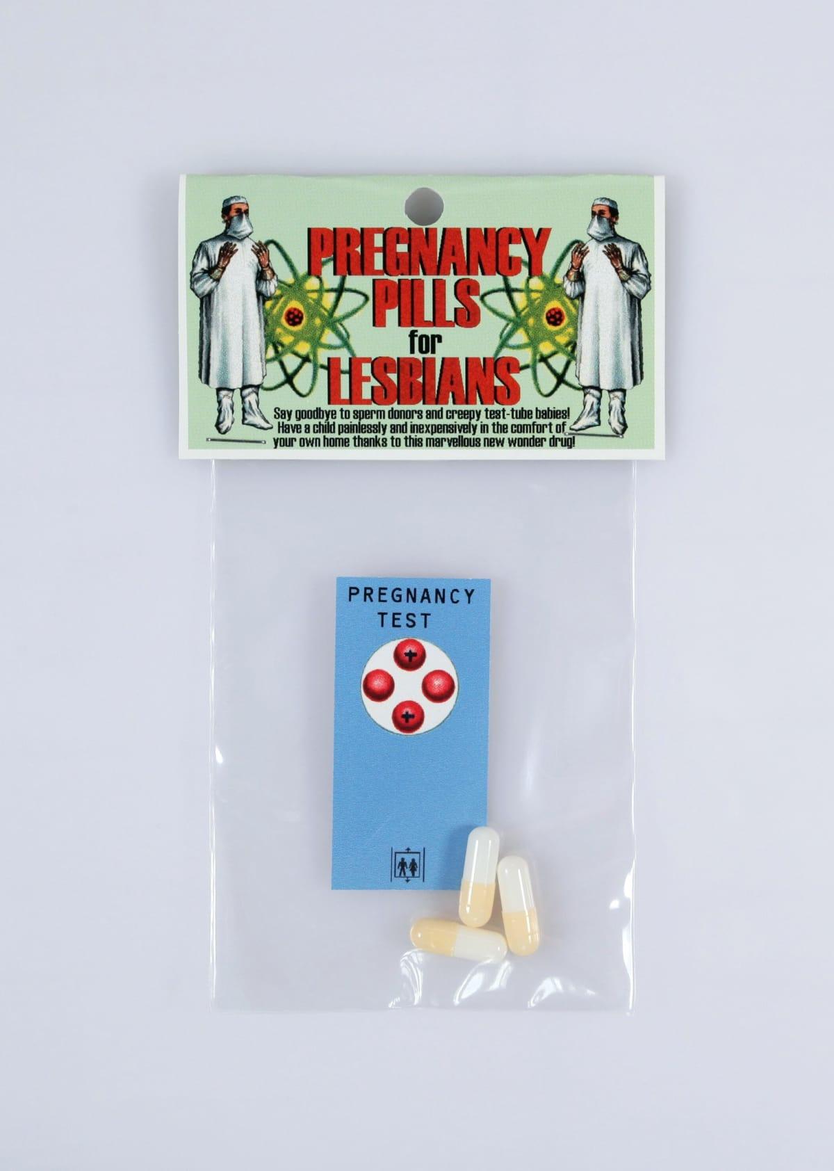 Pregnancy pills for lesbians, 1997