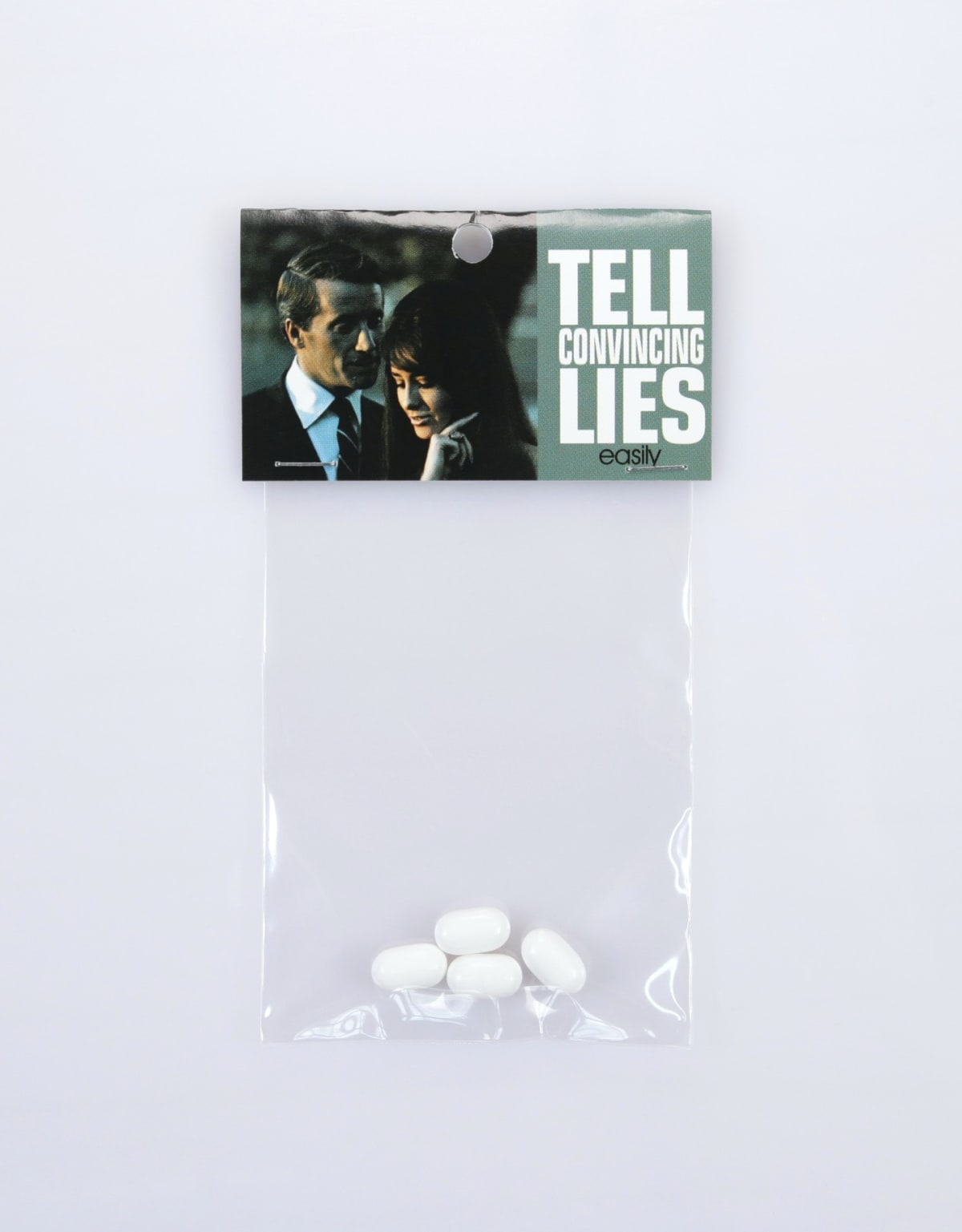 Tell convincing lies, 1999
