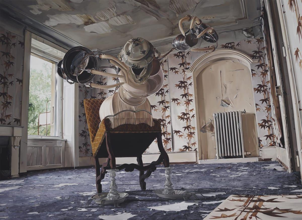 Till RABUS, Créature d'appartement n°1, 2017