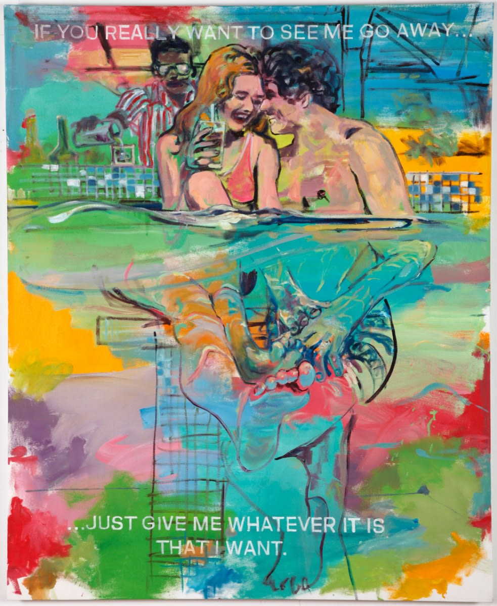 David KRAMER, Just Give Me What I Want, 2010