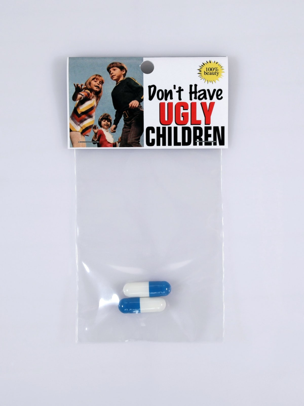 Don't have ugly children