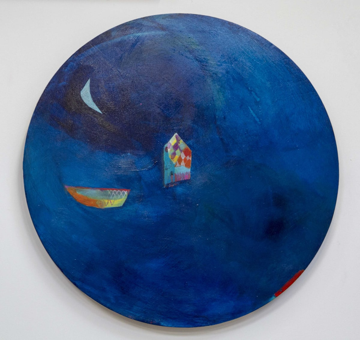 Kate Trafeli, In The Night (Dream Circle), 2019