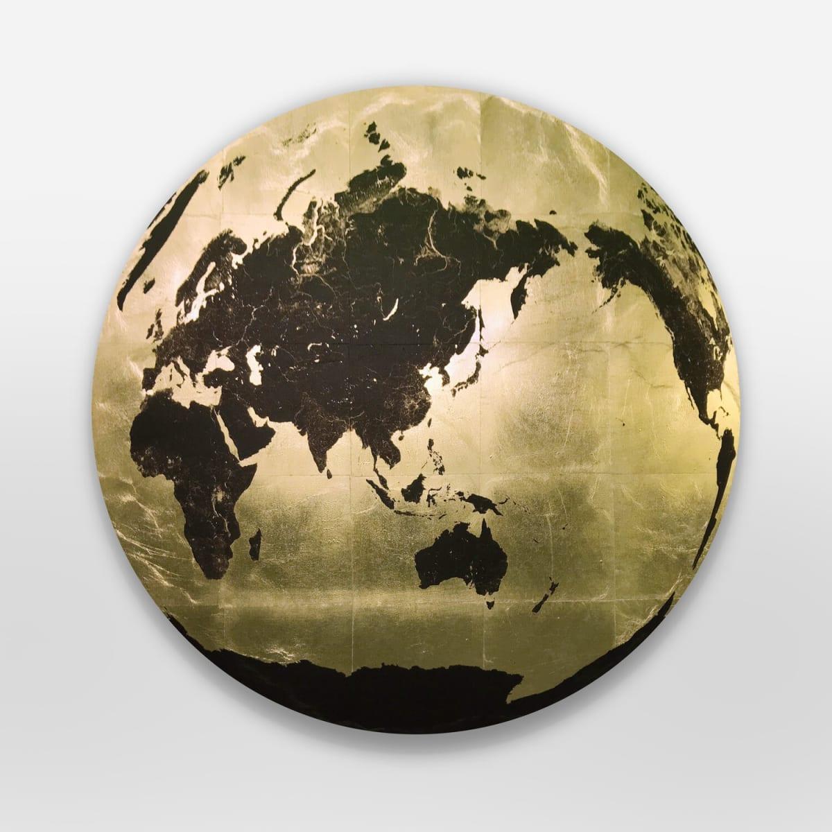 Ewan David Eason, Celestial Sphere (Centred on Asia), 2019