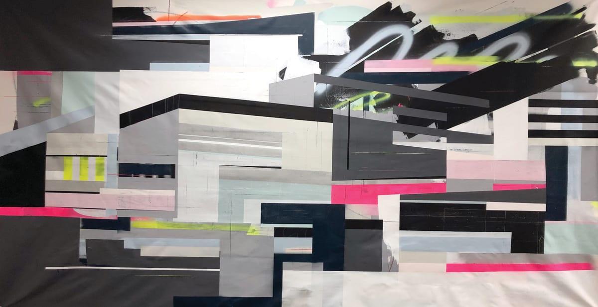 Zandra Stratford, Neon Migraine, 2019