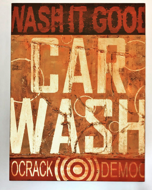 RICHARD HOEY, CAR WASH/LAVA JATO, 2020