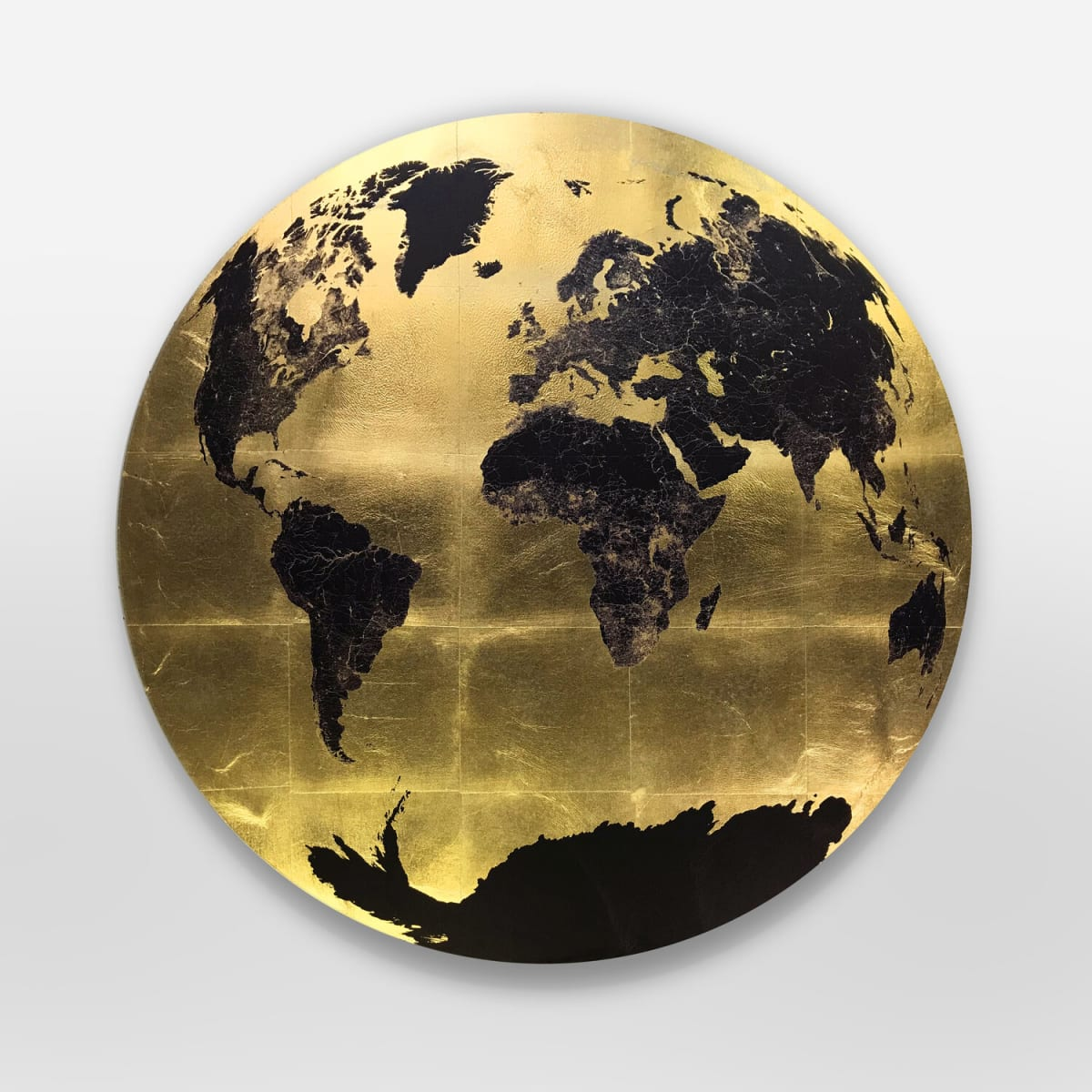 Ewan David Eason, Celestial Sphere (Centred on Europe and Africa), 2019