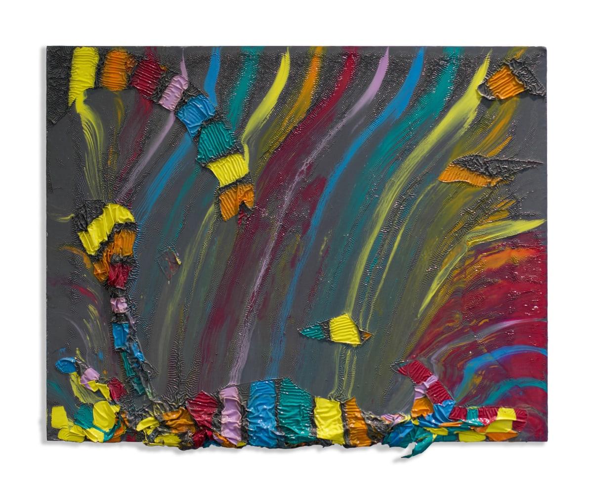 Alexis Harding, Colour chart fall, 2018