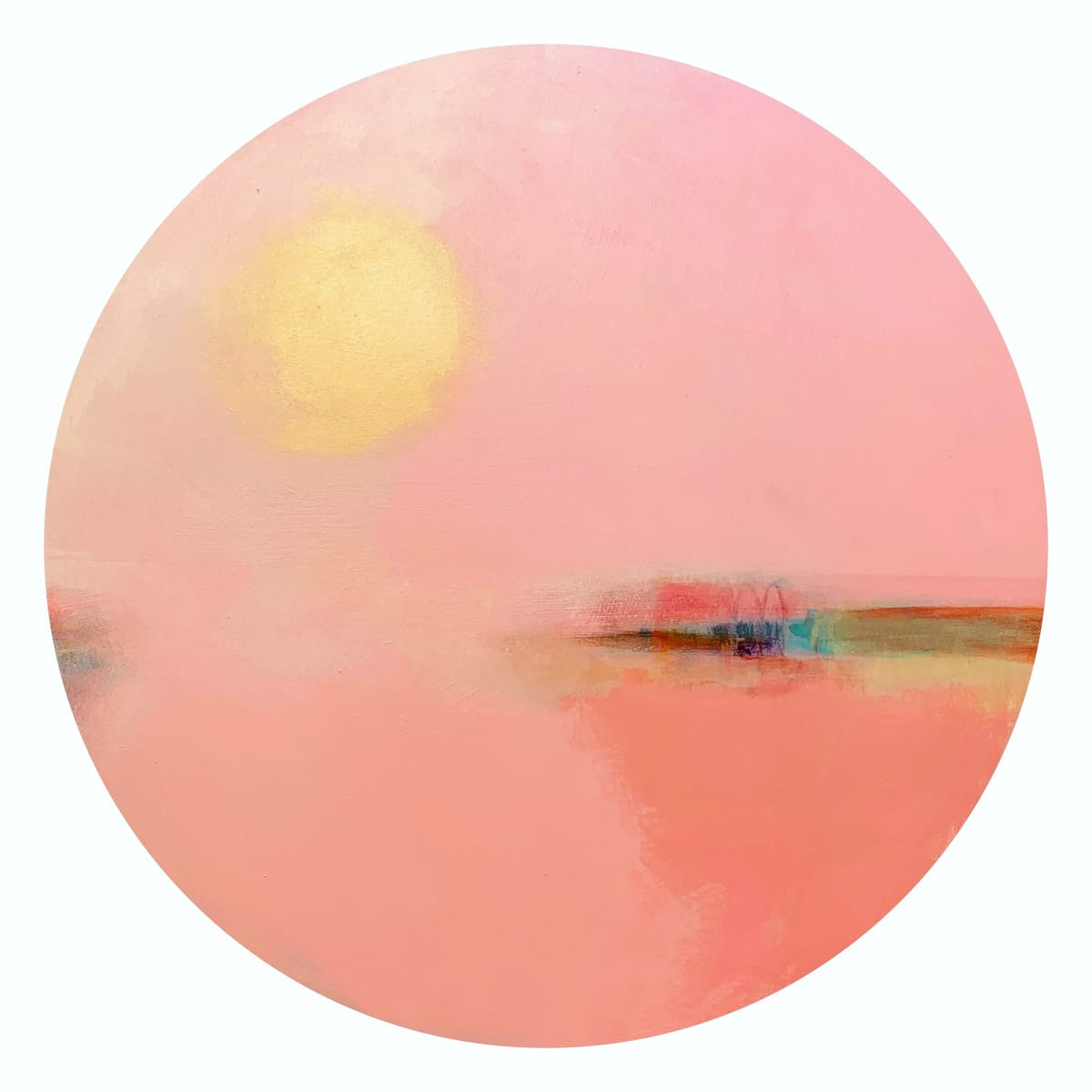 Kate Trafeli, The Arches (at Sunset), 2019