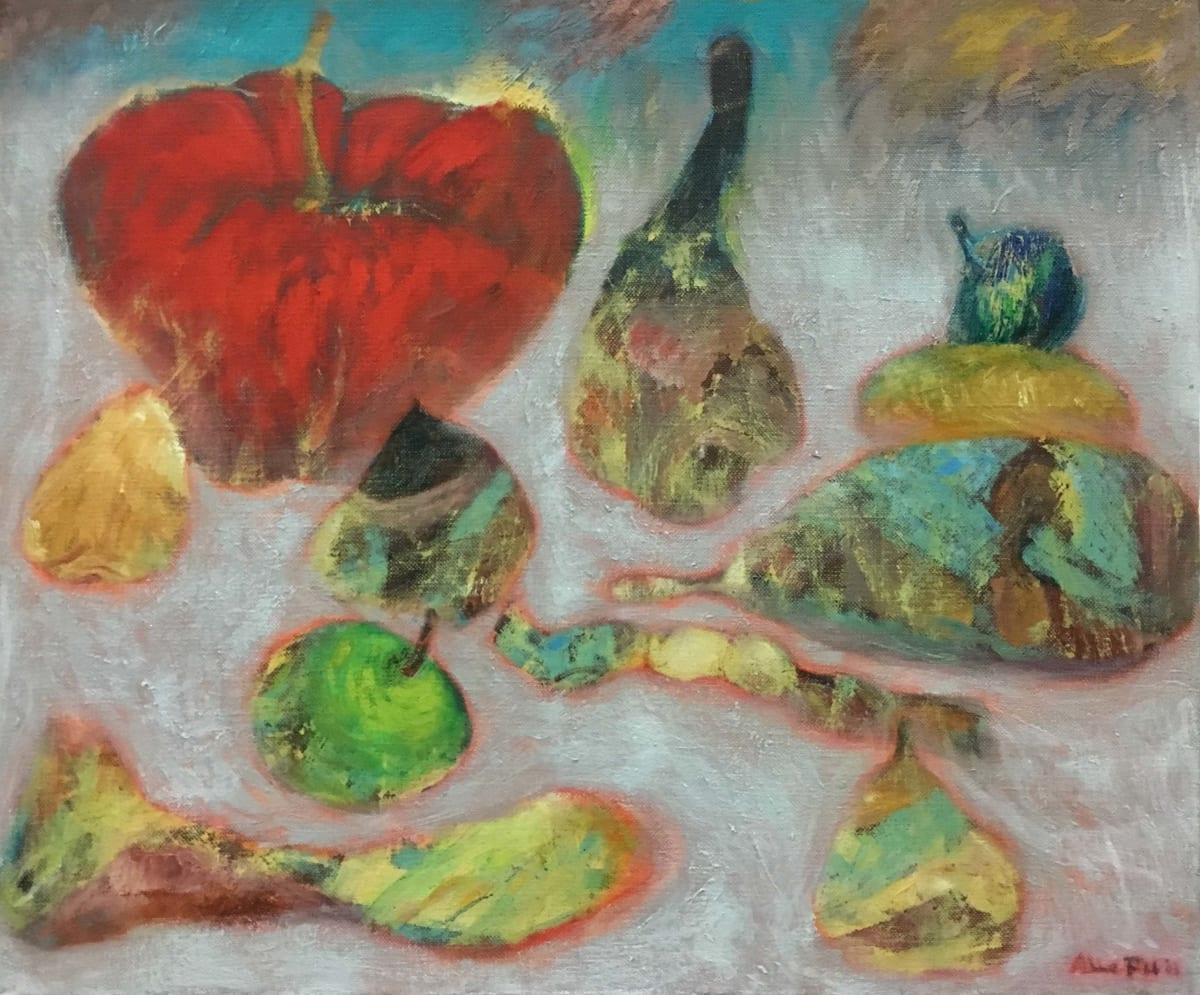 Alixe Fu, 豐收 Harvest, 2003