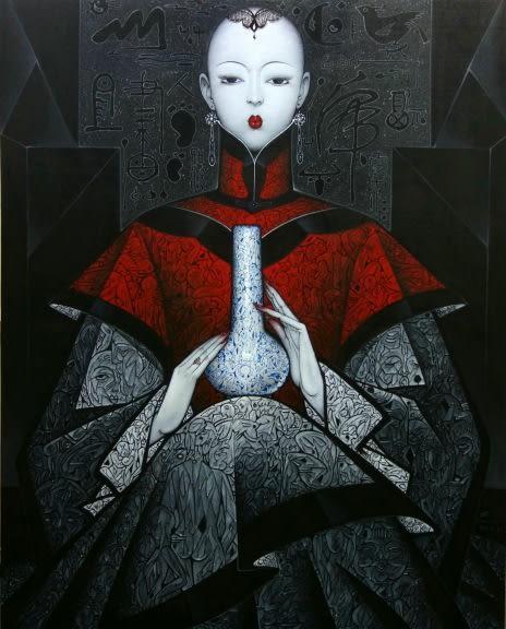 Qiu Shengxian, Mood 140630, 2015