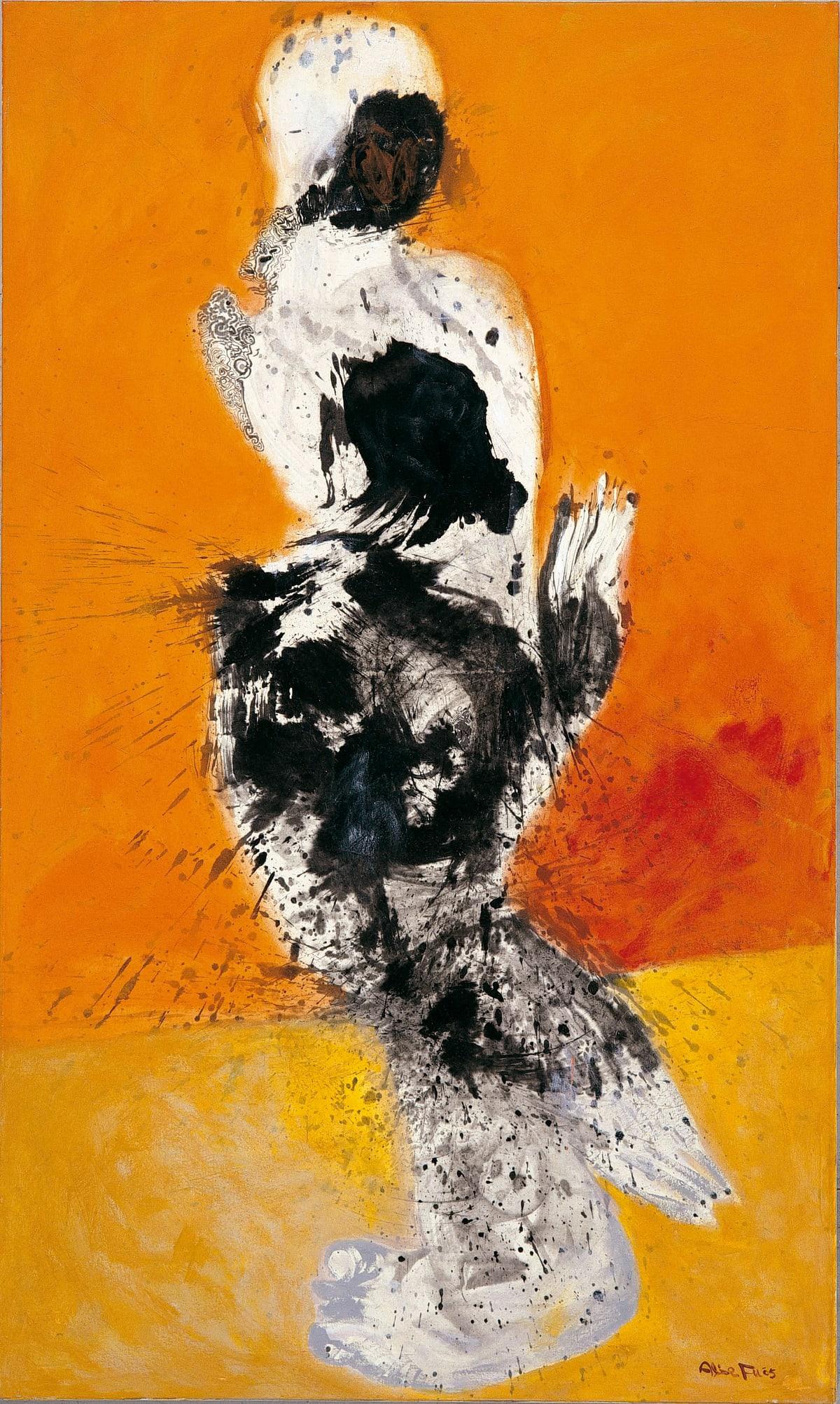 Alixe Fu, Dancing, 2005