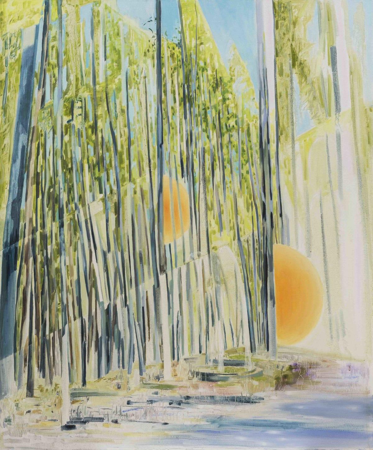 Hua Xiyu, Spring No.2 泉No.2, 2017-2019
