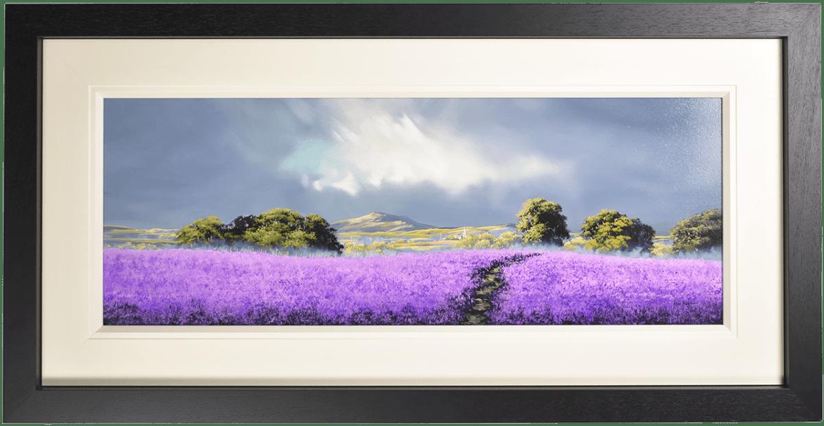 Allan Morgan, Purple Fields