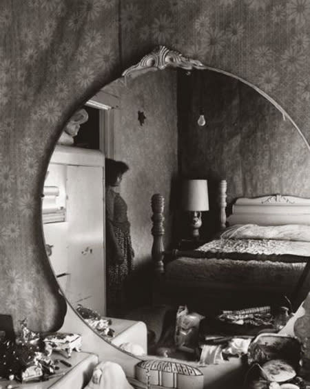 Builder Levy, Oglesby Bedroom, Statesbury, Raleigh County, West Virginia, 1982