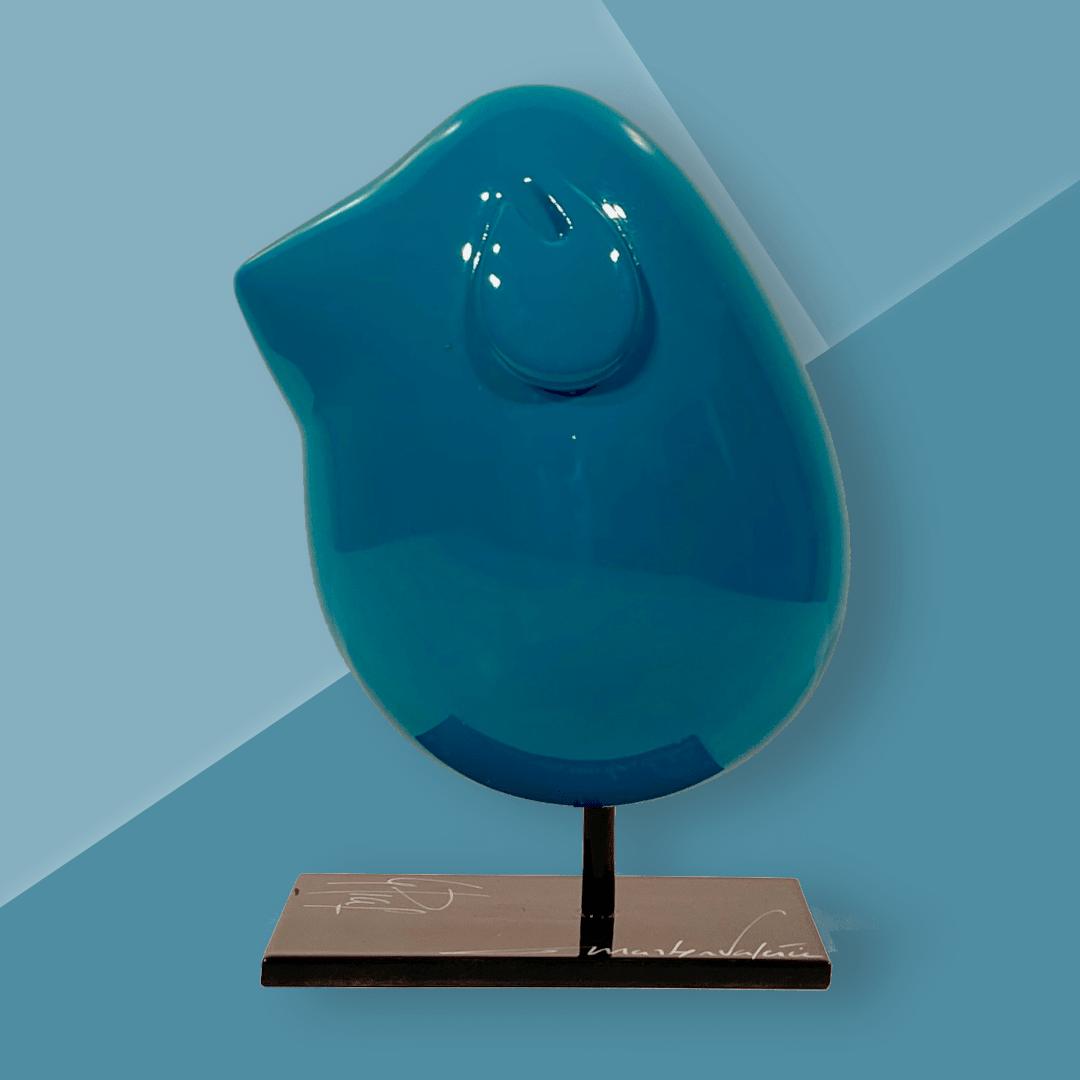Piaf Brillant - Turquoise