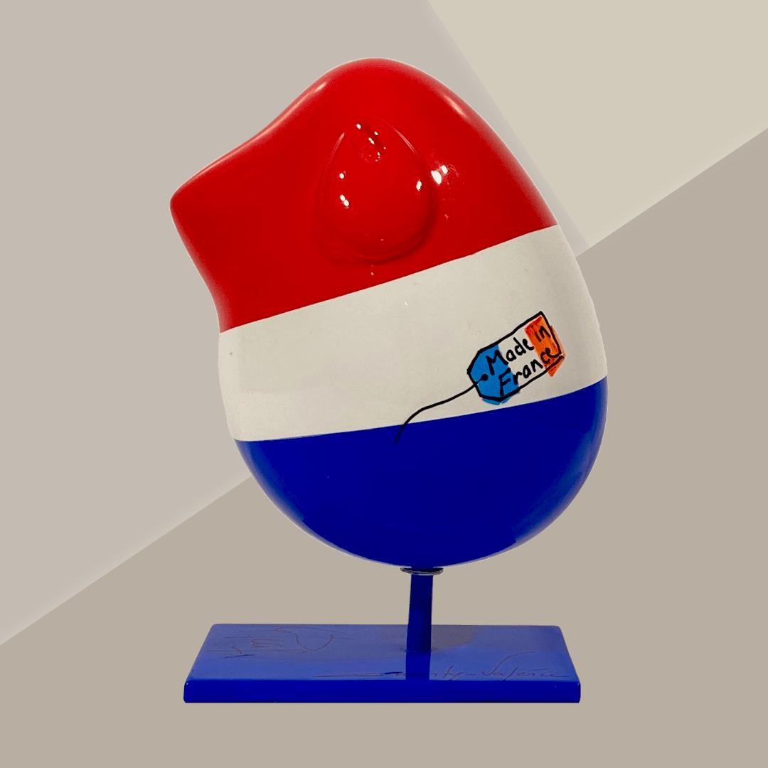 Piaf Bleu, Blanc, Rouge (S)